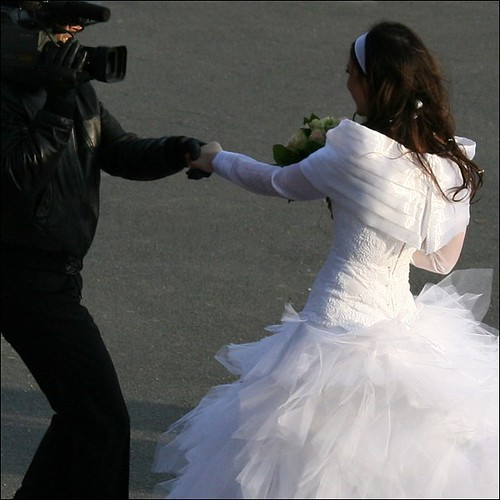 Never, never marry a cameraman ~ Paris ~ MjYj