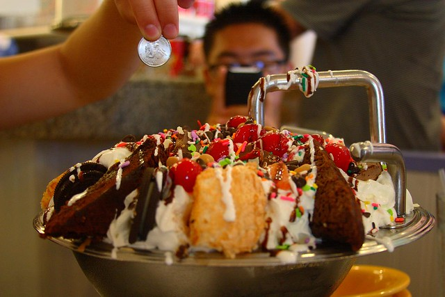 Disney Kitchen Sink Dessert Price