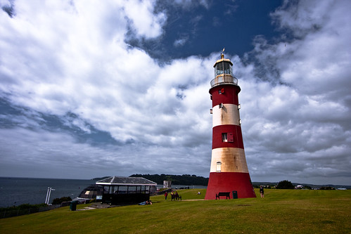 Plymouth / Devon / UK by Elvin