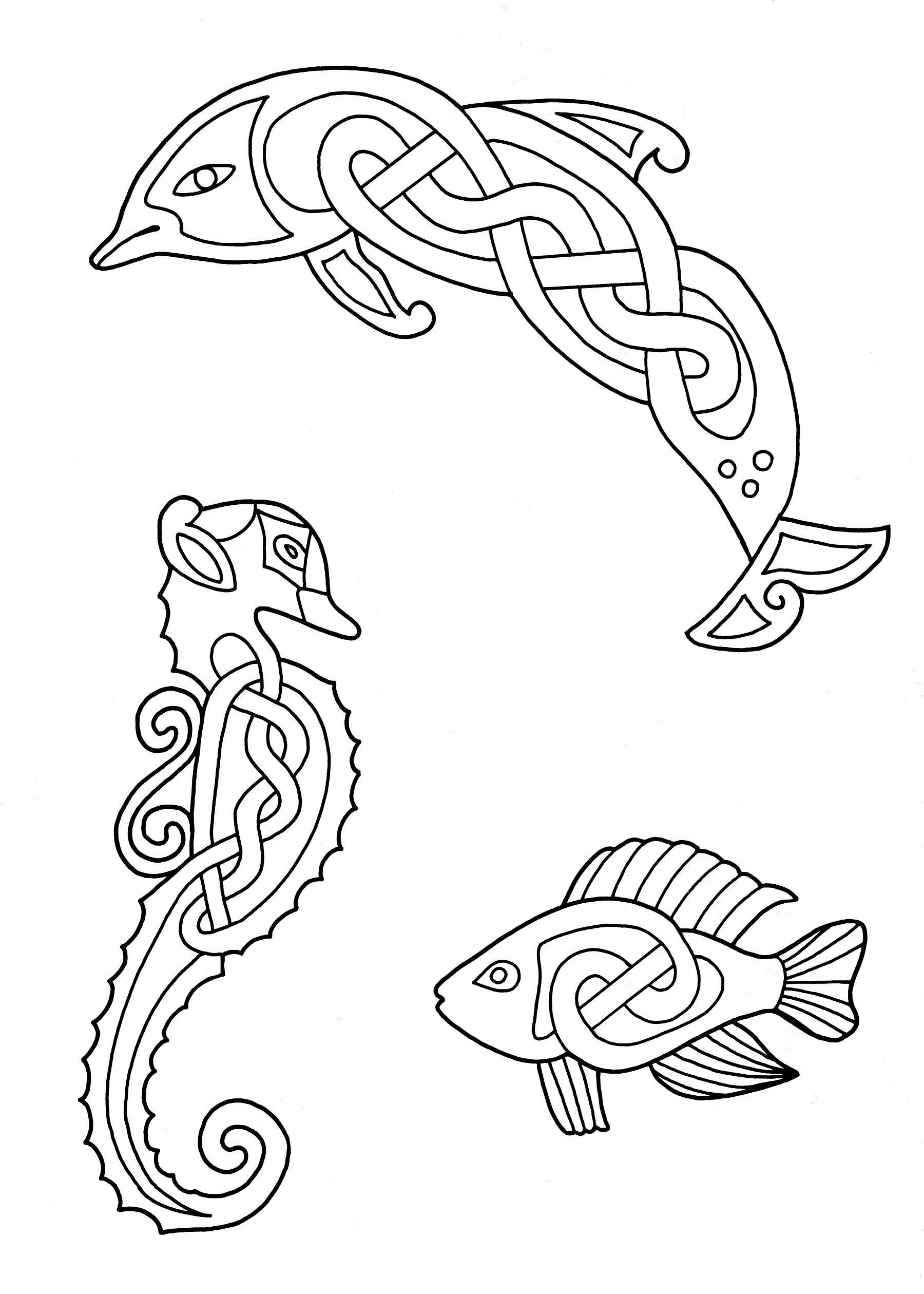 Celtic Design 047 | Flickr - Photo Sharing!