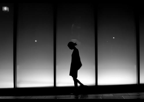 Silhouette…