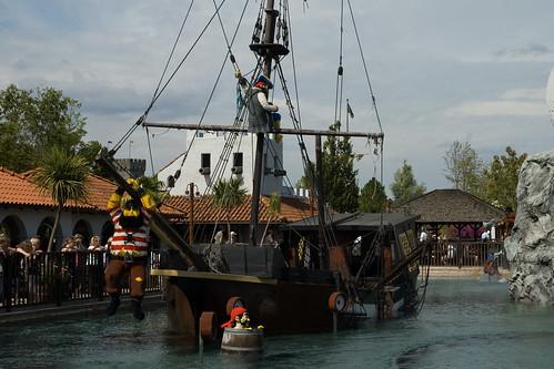 La battaglia dei pirati