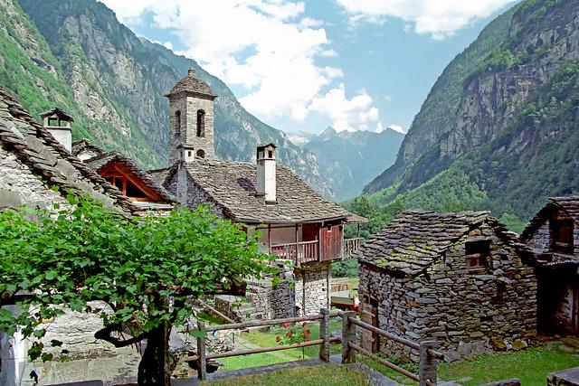 Val Bavona (Ticino - Switzerland)