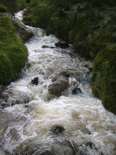 Mountain torrent