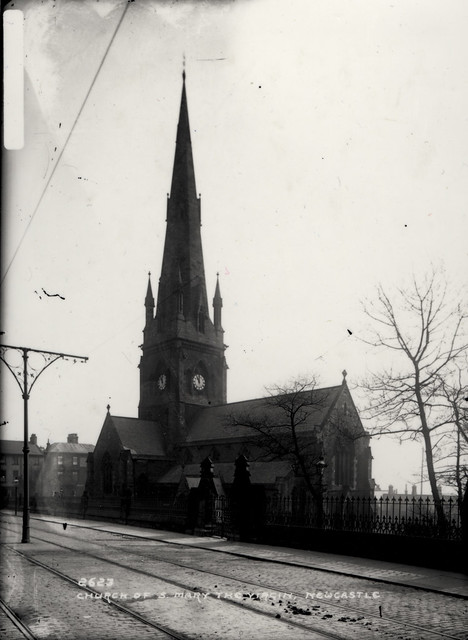 Church of St Mary, Westmorland Road, Elswick