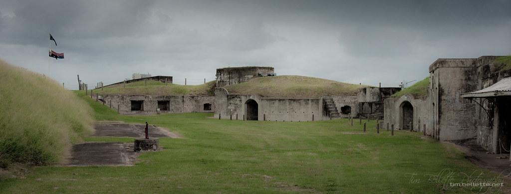 Fort Lytton, Brisbane, Australia