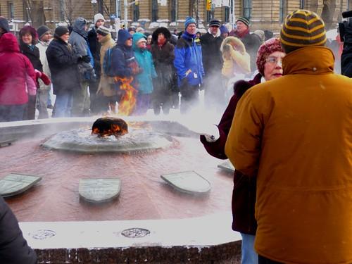 Centennial Flame - Ottawa 01 09