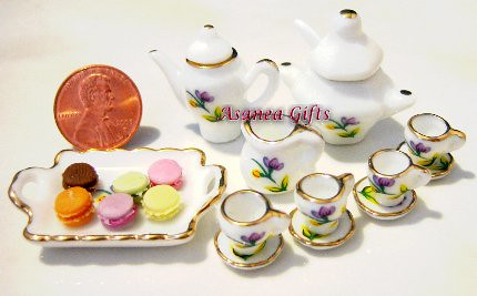 Tea Cup Kitchen Decor