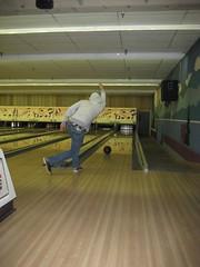Bowling in Big Bear