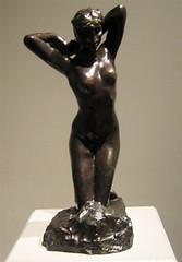 The Kneeling Female Faun