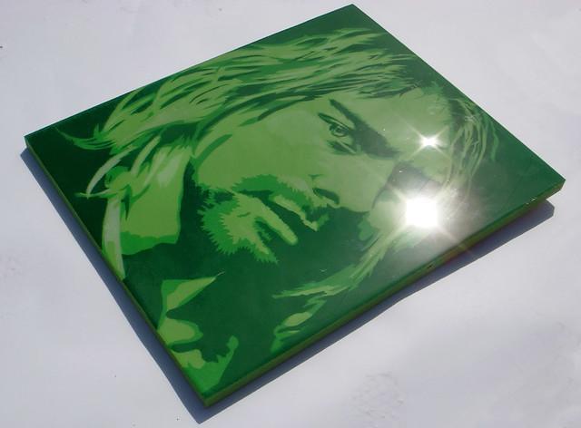 Cobain shiny pic