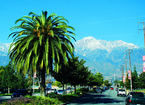 Rancho Cucamonga California