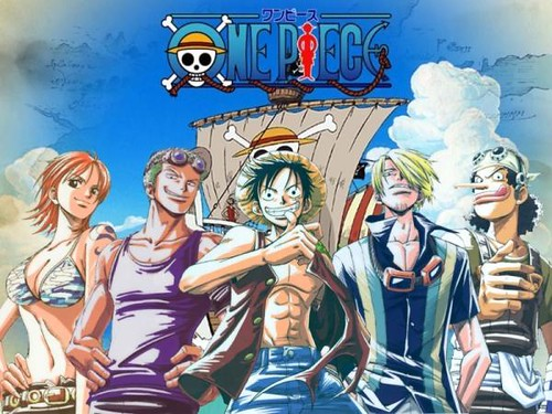 Luffy's crew | Flickr - Photo Sharing!