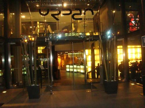 Restaurante Europa Dec Hotel Urban Madrid Rincones