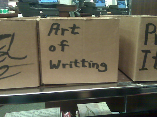 Art of Writting