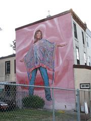 Patti LaBelle Mural