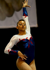 balance beam(0.0), amateur wrestling(0.0), uneven bars(0.0), rings(0.0), floor gymnastics(1.0), individual sports(1.0), sports(1.0), gymnastics(1.0), gymnast(1.0), artistic gymnastics(1.0), rhythmic gymnastics(1.0), athlete(1.0),