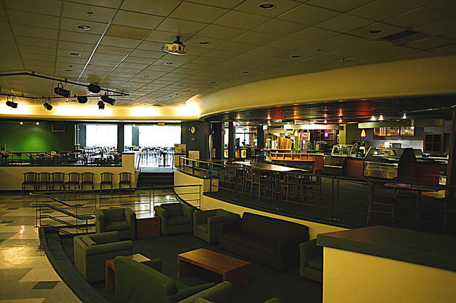 Lower Level of Wismer Center, Ursinus College