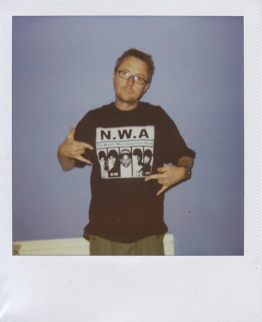 Backyard Band Keep It Gangsta: Roath's Most Dangerous Middle Aged Man Who Was Born In