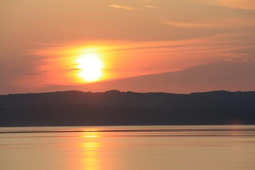 vacation michigan lakes favorites sunrises 2009 torchlake canonxsi