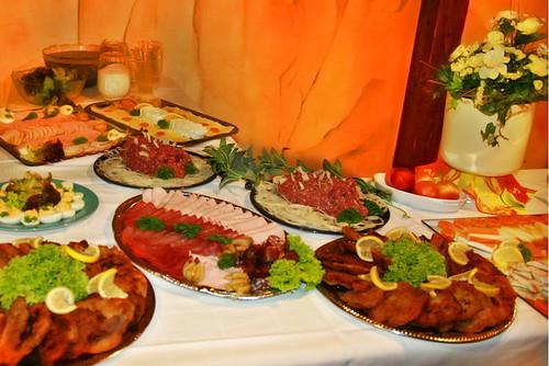 Buffet im Berna Bowl Bernburg (1)