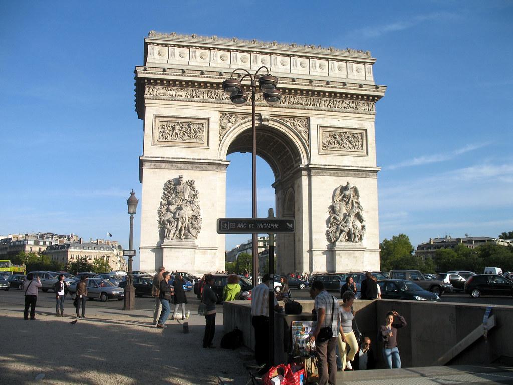 Hotel California Paris France