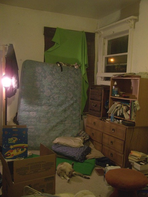 Sn 082 Crappy Tiny Ghetto Apartment Flickr Photo Sharing