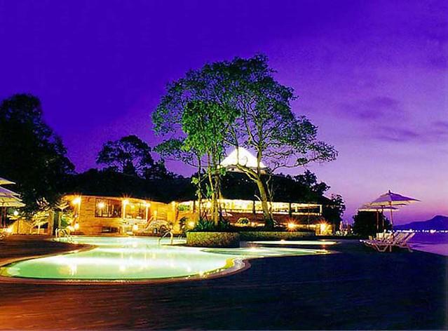Screen View 3 Sunset Resort Spa Pattaya Thailand
