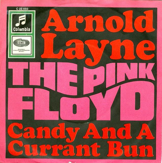 1 - Pink Floyd - Arnold Layne -  D - 1967