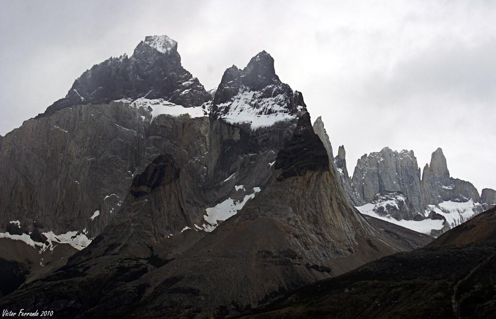 Parque Nacional Torres del Paine - Patagonia - Chile