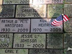 Rockafield Cemetery, Wright State University, Dayton, Ohio