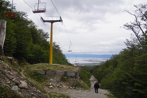 014 Wandeling bij Martial gletsjer
