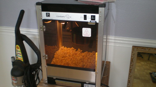Paragon Popcorn Machine