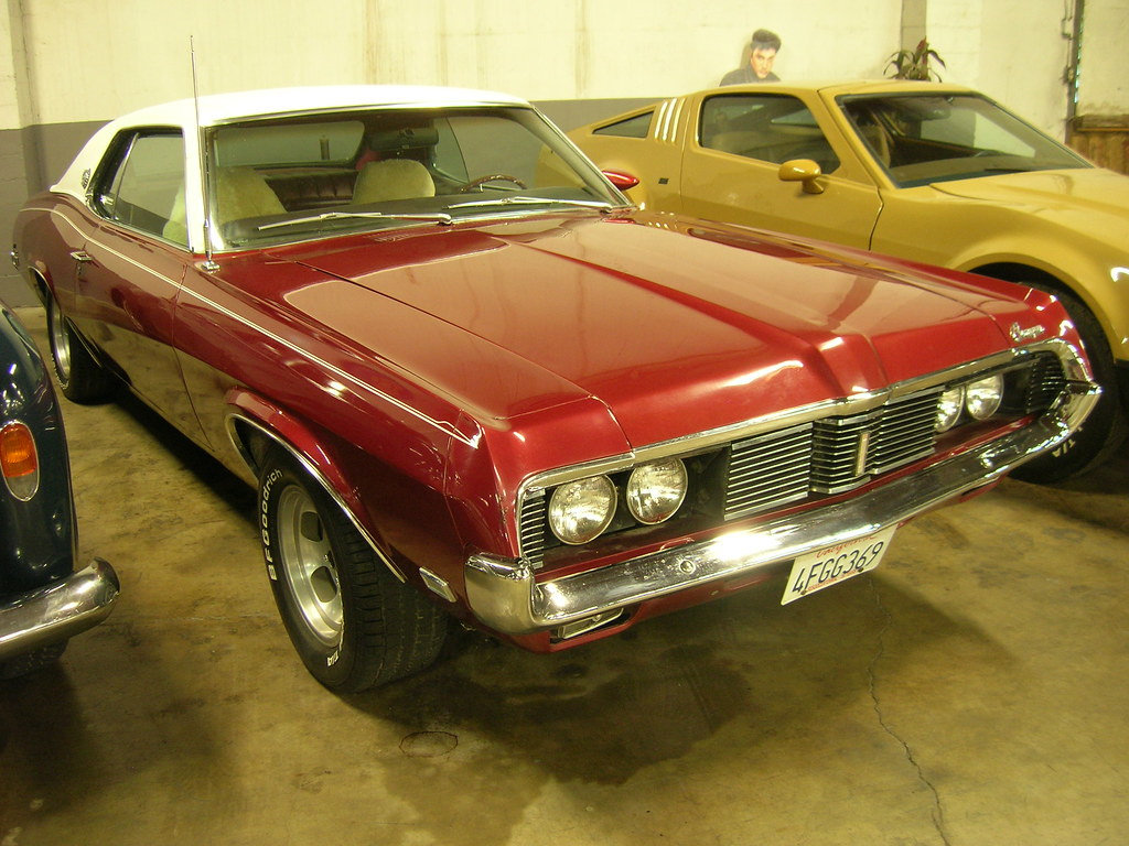 1969 Mercury Cougar RX-7 2