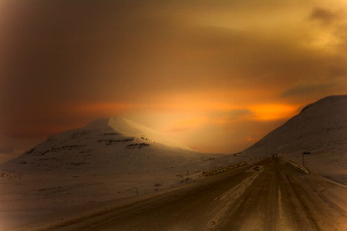 road winter sunset mountains iceland best ísland bestofthebest 1000views vetur blueribbonwinner fjöll sólsetur 50faves 1500views vegur goldentreasure kartpostal 25faves overtheexcellence betterthangood goldstaraward worldwidelandscapes distinguishedsunrisesandsunsets thebestofmimamorsgroups platinumpeaceaward coppercloudsilvernsea jónínaguðrúnóskarsdóttir