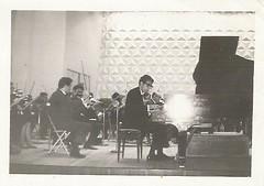 Concerto com a OSB