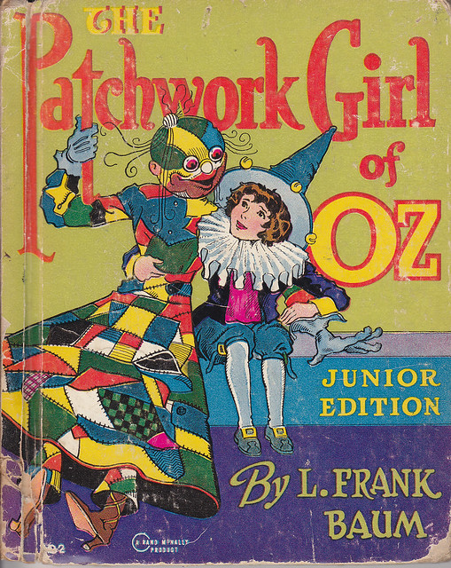 Patchwork Girl of Oz - Junior Edition