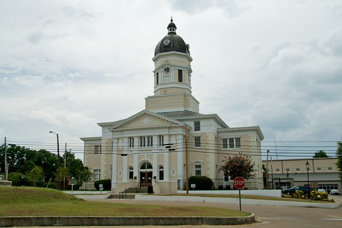 Claiborne County courthouse