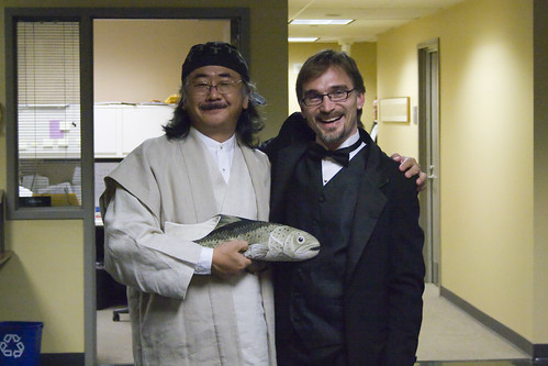 Uematsu-san and Me