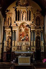 Lamballe Church, Brittany