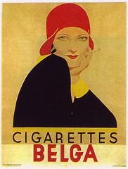Cigarette Advertising: Belga