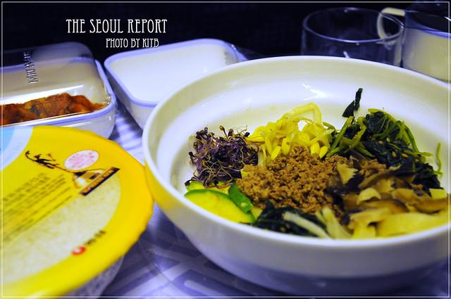 大韩航空飞机餐 | flickr