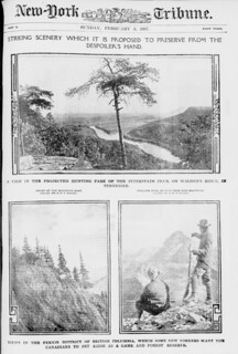 Striking scenery which it is proposed to save from the despoiler's hand. (LOC)