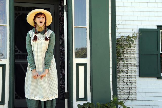 Anne la maison aux pignons verts cavendish le du for Anne la maison aux pignons verts