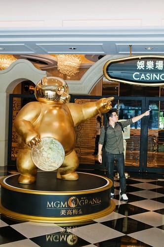 MGMマカオ カジノ2