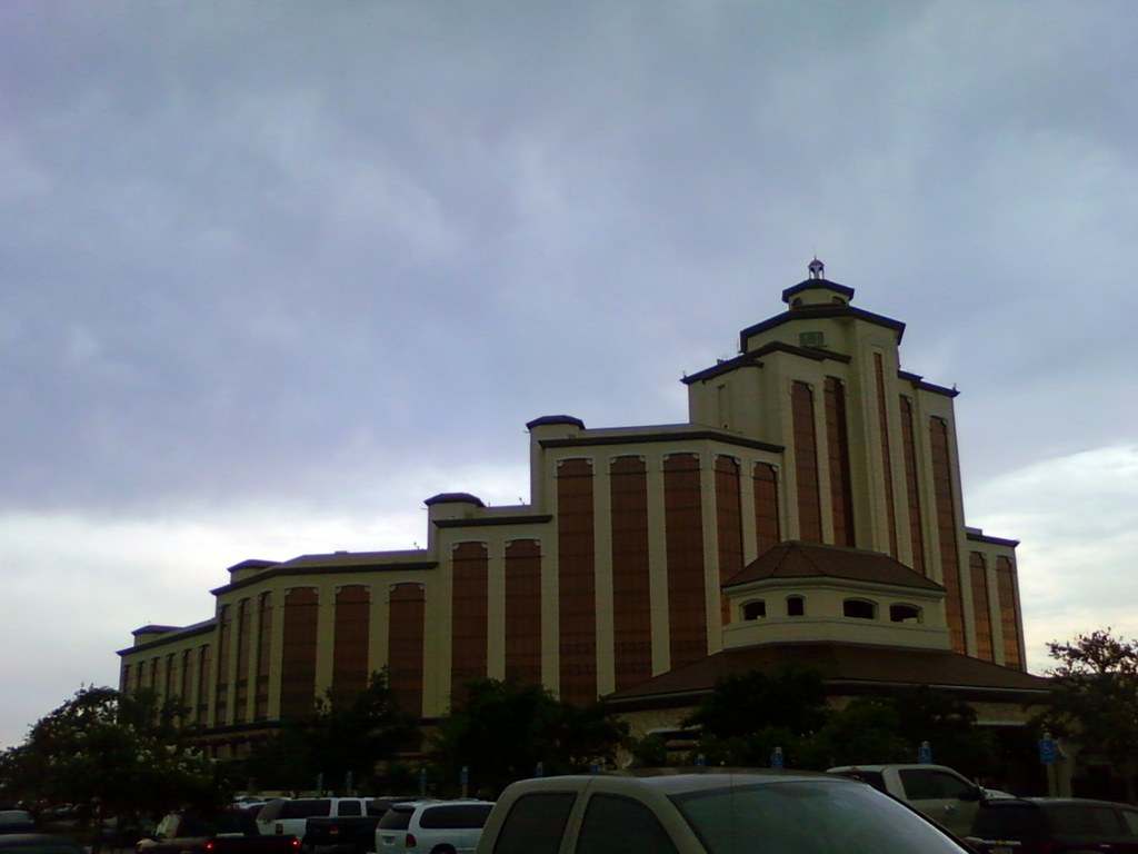 La Burge Hotel Casino