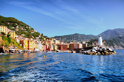 Leaving Camogli... (HBM)