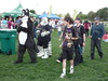 "Furries At The Balloon Classic 2009 - Walking Through The Grass <a href=""http://www.balloonclassic.com/page.asp?id=10"" rel=""nofollow"">www.balloonclassic.com/page.asp?id=10</a>"