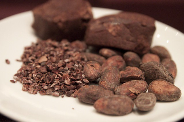Beans, Nibs and Raw Chocolate
