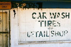 CAR WASH TIRES and DETAIL SHOP